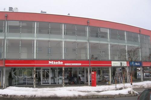 Miele Center Fassaden