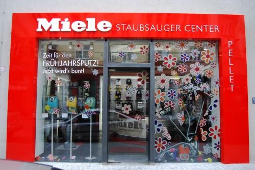 Staubsauger Center Pellet