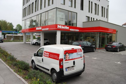 Miele Center Fassaden
