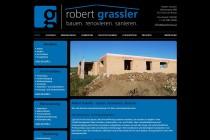 Grassler Bau Website